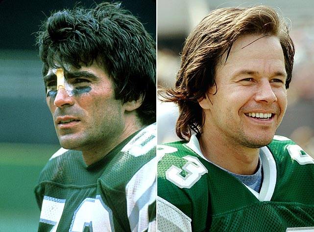 Vince Papale & Mark Wahlberg - Invincible